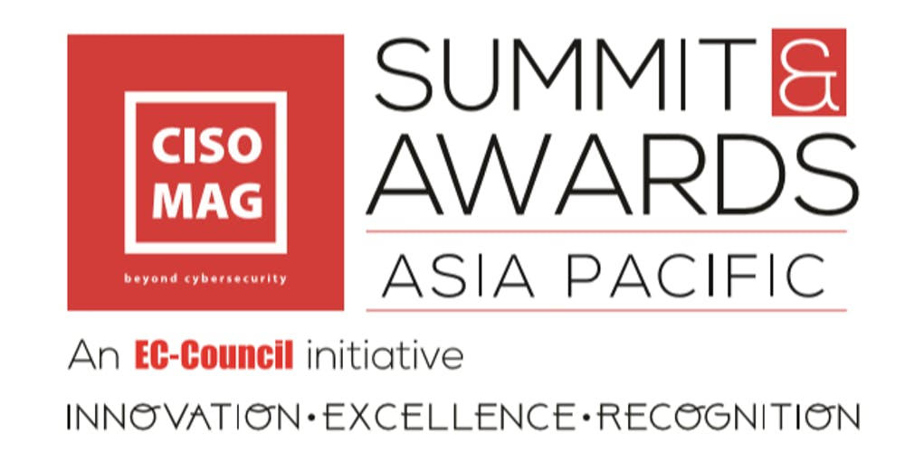 CYFIRMA is Innovation Partner at the CISO MAG Summit & Awards Asia Pacific 2019